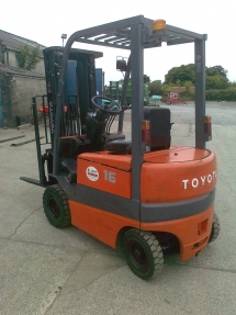 Second Hand Forklifts, Teleporters & Loaders for Sale