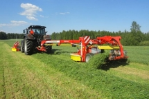 Novacat T Trailed Disc Mowers