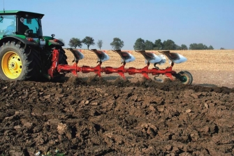 V&N XMS 850 ST HD 80-175 HP PLOUGH